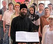 В Татарстане прошел фестиваль 'Свияжский благовест'
