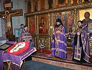 Ректор Киевской духовной академии архиепископ Бориспольский Антоний совершил молебен по случаю Дня независимости Греции