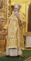 Слово Святейшего Патриарха перед совершением чина Торжества Православия