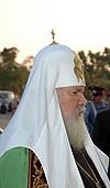 Святейший Патриарх Алексий: 'Мы надеемся на взвешенный и разумный подход со стороны Римско-Католической Церкви'