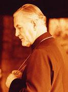 В годовщину кончины протопресвитера Александра Шмемана Митрополит Иона совершил Божественскую литургию и панихиду в храме Свято-Владимирской семинарии в Нью-Йорке