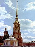 28 сентября 2006 года прах. захоронен в Петропавловском соборе.  Литию перед захоронением в сослужении сонма архиереев.