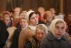 Прибытие св. мощей святителя Спиридона Тримифунтского в храм Христа Спасителя