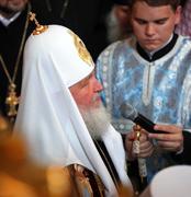 Слово Святейшего Патриарха Кирилла по прибытии в Свято-Успенскую Почаевскую лавру