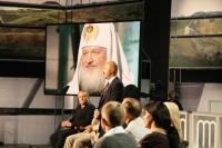 Святейший Патриарх Кирилл выступил в прямом эфире украинского телеканала «Интер»