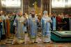 Принесение ковчега с частью мощей святого благоверного князя Александра Невского в Москву