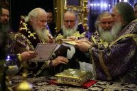 Состоялась хиротония архимандрита Никодима (Чибисова) во епископа Шатурского