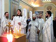 Молитвы о убиенных в результате абортов младенцах вознесены в Московском представительстве Православной Церкви в Америке