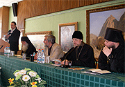В Москве прошли чтения «Инок Парфений (Агеев) и русская духовная культура середины XIX века»