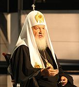 Выступление Святейшего Патриарха Кирилла в прямом эфире украинского телеканала «Интер»