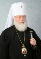 Предстоятель Русской Православной Церкви направил поздравительное послание митрополиту Псковскому Евсевию по случаю 70-летия со дня рождения