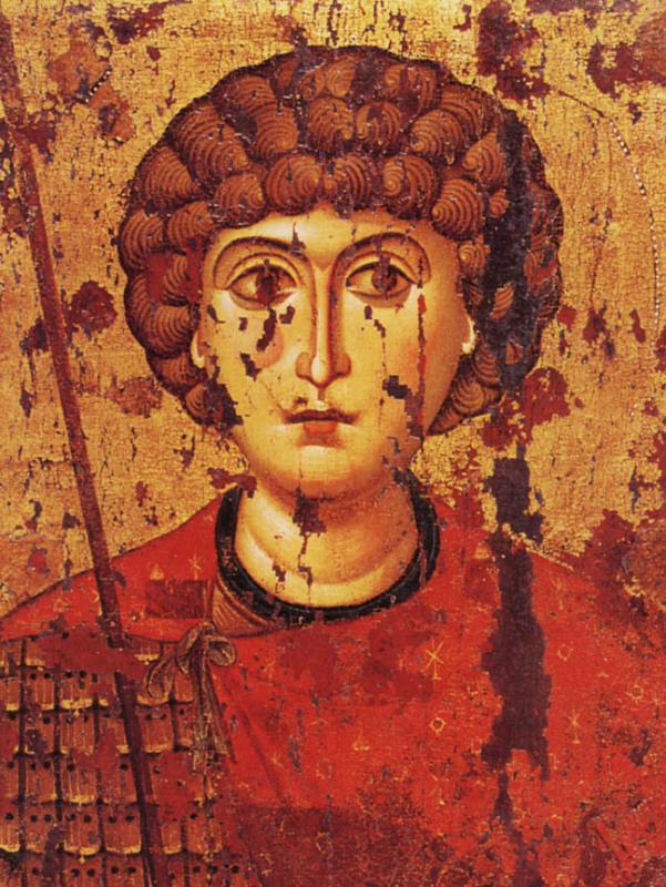 Реферат на тему биография святого георгия победоносного
