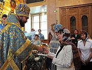 Архиепископ Волоколамский Иларион вручил Патриаршие награды благотворителям и храмоздателям