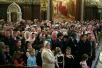 Патриаршее служение в день праздника Торжества Православия