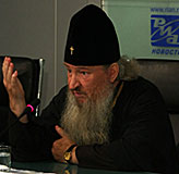 Архиепископ Феофан: Русская Православная Церковь руководствуется не политическими нормами, а церковными канонами