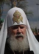 Святейший Патриарх Алексий об итогах своего визита во Францию