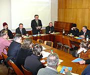 Национальная Академия Наук Беларуси и Белорусская Православная Церковь провели совместный круглый стол