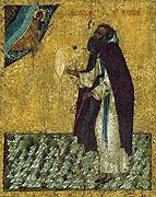 19 ноября — память преподобного Варлаама Хутынского, Новгородского чудотворца