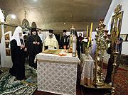 Святейший Патриарх Кирилл посетил в Луцке строящийся кафедральный собор Всех святых, в земле Волынской просиявших