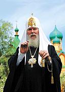 В Таллине открыта площадь Патриарха Алексия II