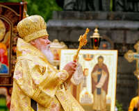 Патриаршее приветствие участникам празднования Дня славянской письменности и культуры