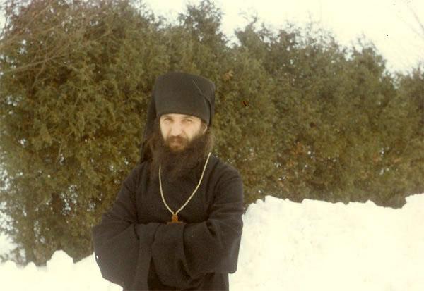 1967 г. Архимандрит Лавр (фото сайта РПЦЗ)
