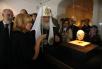 Открытие выставки «Эпоха Фаберже» в Отделе личных коллекций ГМИИ имени А.С. Пушкина