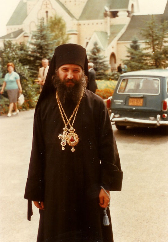 Епископ Лавр (фото сайта РПЦЗ)