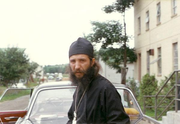 1966 г. Архимандрит Лавр (фото сайта РПЦЗ)