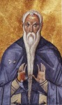 Петр Галатийский, Молчальник, прп.