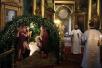 Рождественский вертеп. Храм свт. Мартина Исповедника в Алексеевской слободе