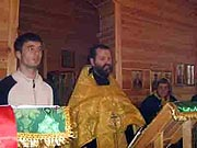В Мурманске освятили икону праведного Феодора Ушакова