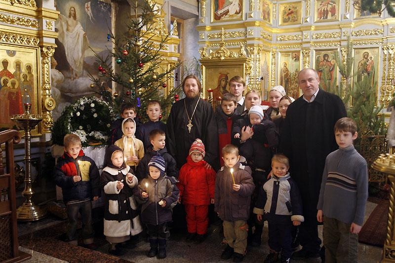 Храм свт. Николая в Котельниках (Представительство Православной Церкви Чешских земель и Словакии)
