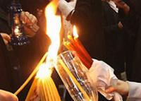 Протоиерей Всеволод Чаплин: Некоторые исследования свидетельствуют о чудесной природе Благодатного огня