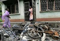 В штате Орисса (Индия) продолжаются погромы христиан