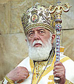 Католикос Илия II назван человеком года в Грузии