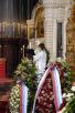 Панихида по Б.Н. Ельцину в храме Христа Спасителя
