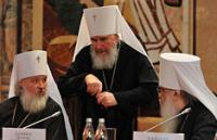 Архиерейский Собор избрал трех кандидатов на Московский Патриарший Престол