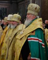Слово Святейшего Патриарха Алексия на молебне в день памяти святителя Филарета Московского