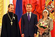 Омский священник Андрей Решитов награжден орденом «Родительская слава»