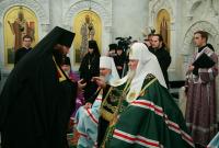 Святейший Патриарх Алексий совершил наречение архимандрита Никодима (Чибисова) во епископа Шатурского, викария Московской епархии