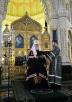 Вечерня с чином прощения в Храме Христа Спасителя накануне Великого Поста