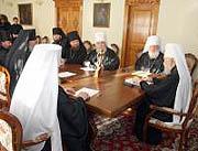 Священный Синод УПЦ избрал новых епископов и учредил Джанкойскую епархию
