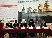 В Ново-Иерусалимском монастыре состоялось награждение лауреатов III фестиваля «Вера и слово»