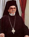 13 октября скончался митрополит Эфесский Хризостом