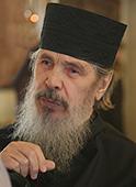 Патриаршее соболезнование в связи с кончиной архимандрита Авеля (Македонова)