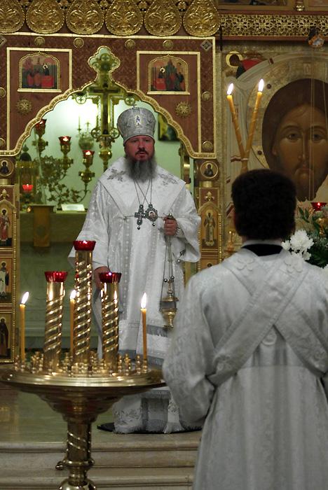Панихида по погибшим в Южной Осетии