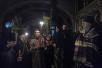 Монашеский постриг в храме Илии Пророка в Черкизове