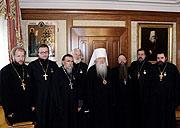 Награждены члены Синодальной Комиссии по канонизации святых