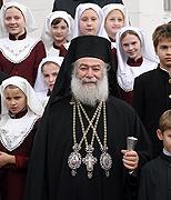 Патриарх Александрийский Феодор посетил Нижегородскую епархию